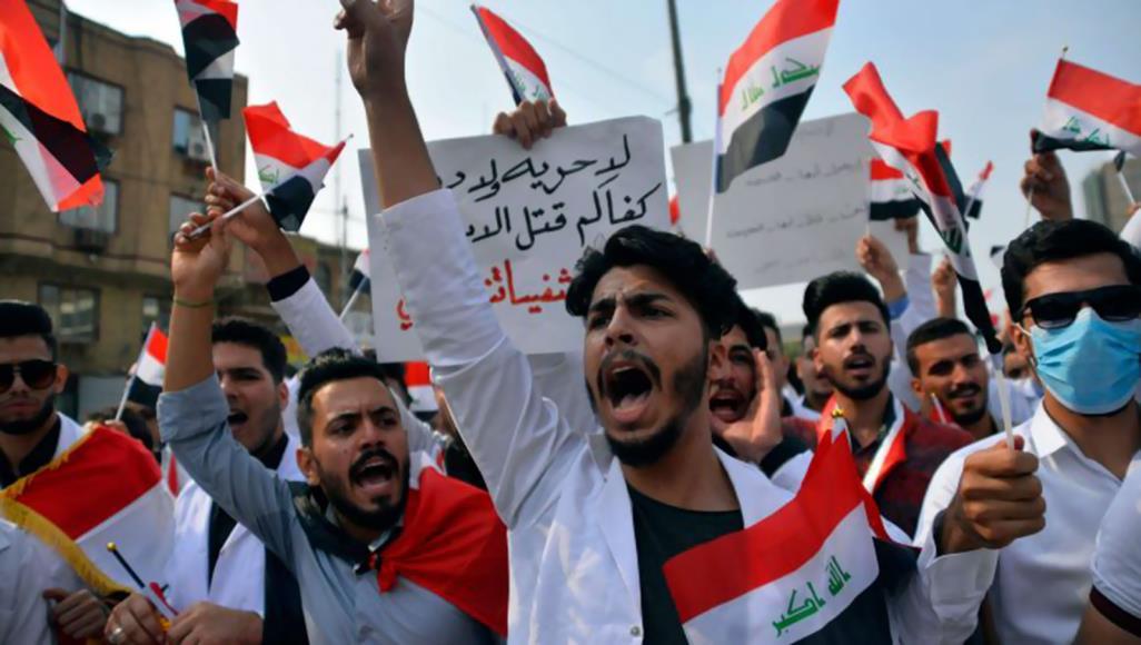 """صورة إيران تعيد السيناريو السوري بـ""""العراق"""".. وضحايا الحرية بالمئات"""