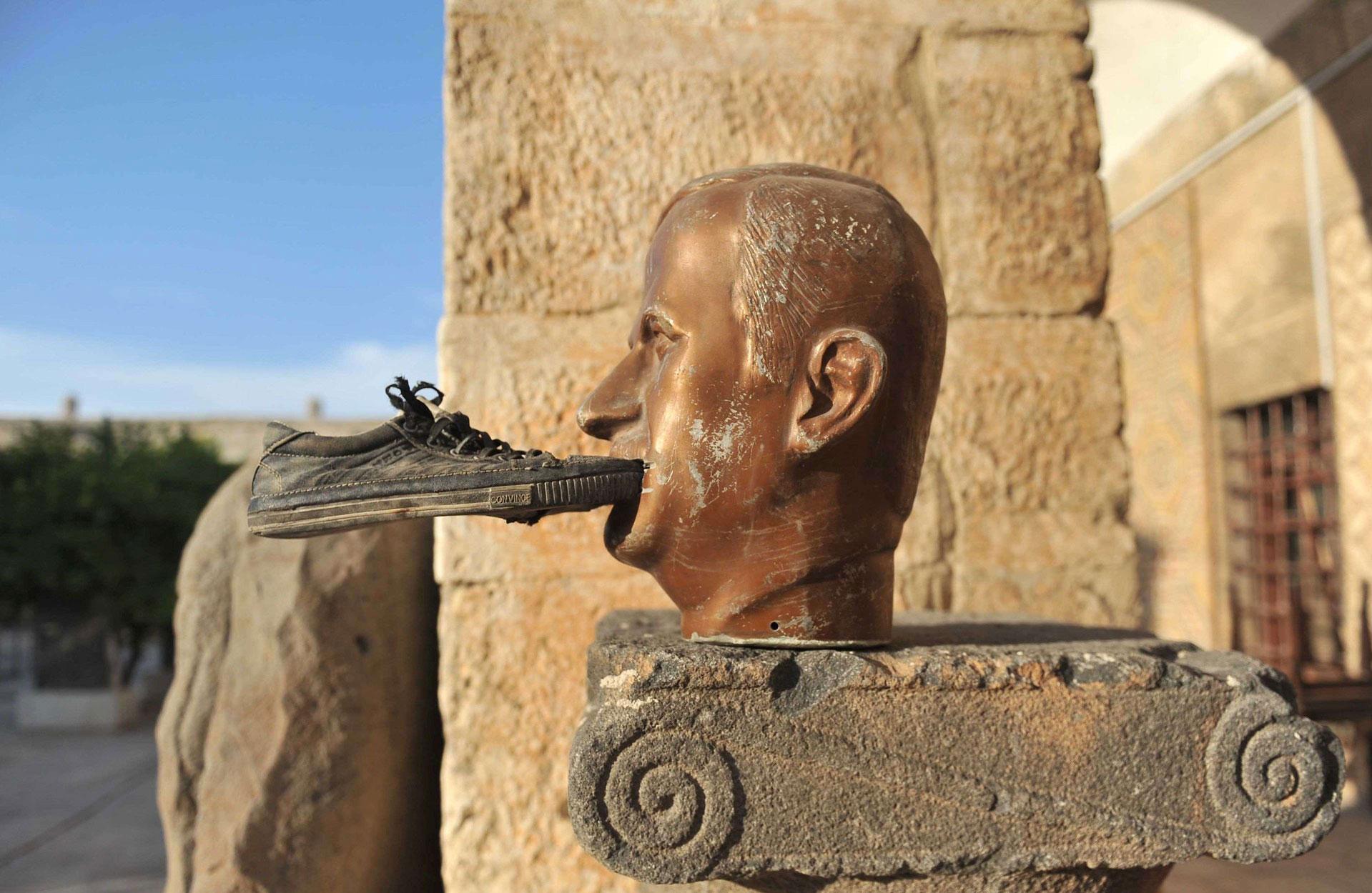 صورة درعا.. المحافظة التي يرتجف منها الأسد