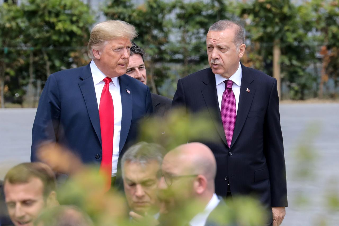 صورة إحباط مخطط خطير استهدف ترامب وأردوغان.. تفاصيل