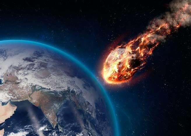صورة تعرف على النيزك النادر الذي ضرب الجزائر قبل 4 مليارات عام