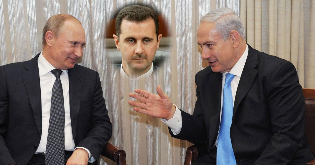 """صورة وصفته بـ """"الشيطان"""".. إسرائيل: نادمون لعدم اسقاط بشار الأسد"""