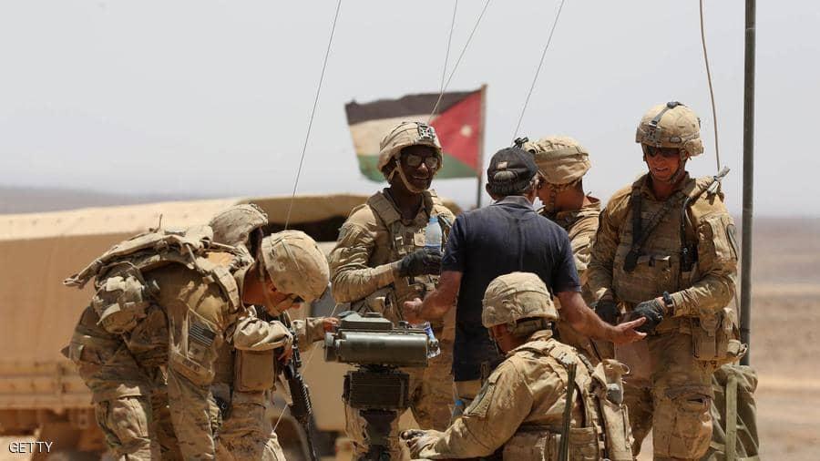 صورة بالفيديو.. الجيش الأردني يستعد للحرب مع إسرائيل