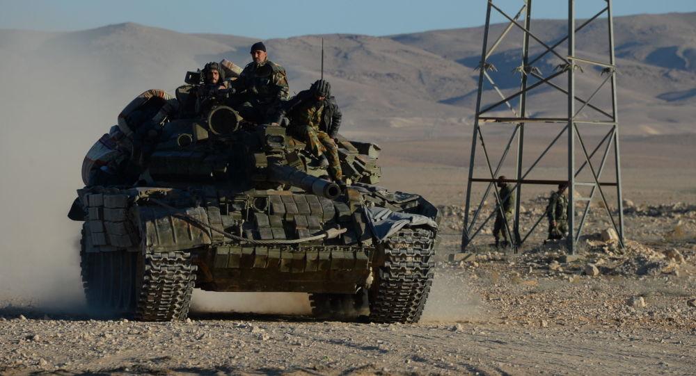 صورة ريف دمشق ينتفض ضد الأسد.. وإيران تنهزم وسط سورية