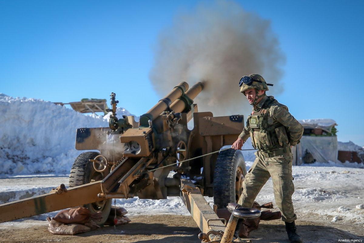 صورة ليبيا.. الجيش التركي: ننتظر ساعة الصفر!