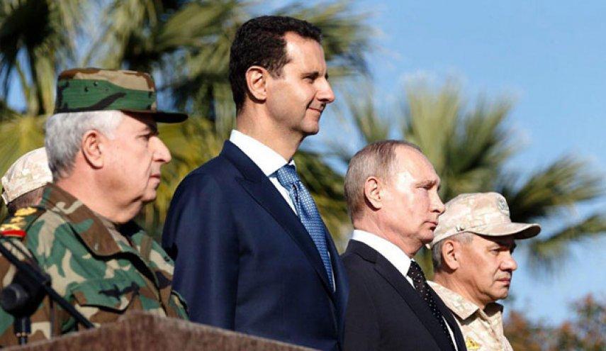 صورة روسيا تبدأ بإحتلال دائم لسورية.. وأمريكا تتدخل