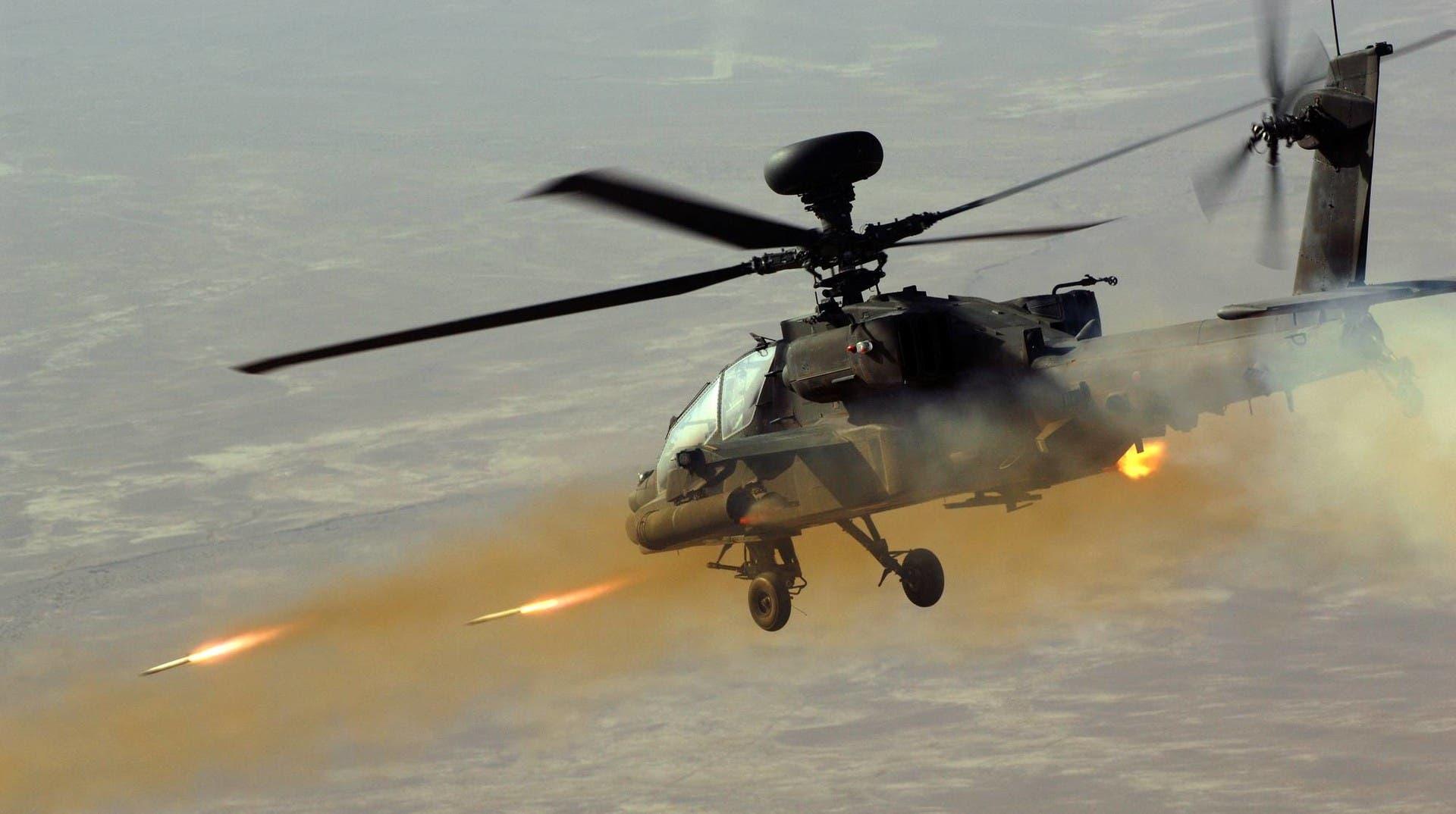 صورة مدعوماً بالمروحيات.. الجيش السعودي يدخل سورية