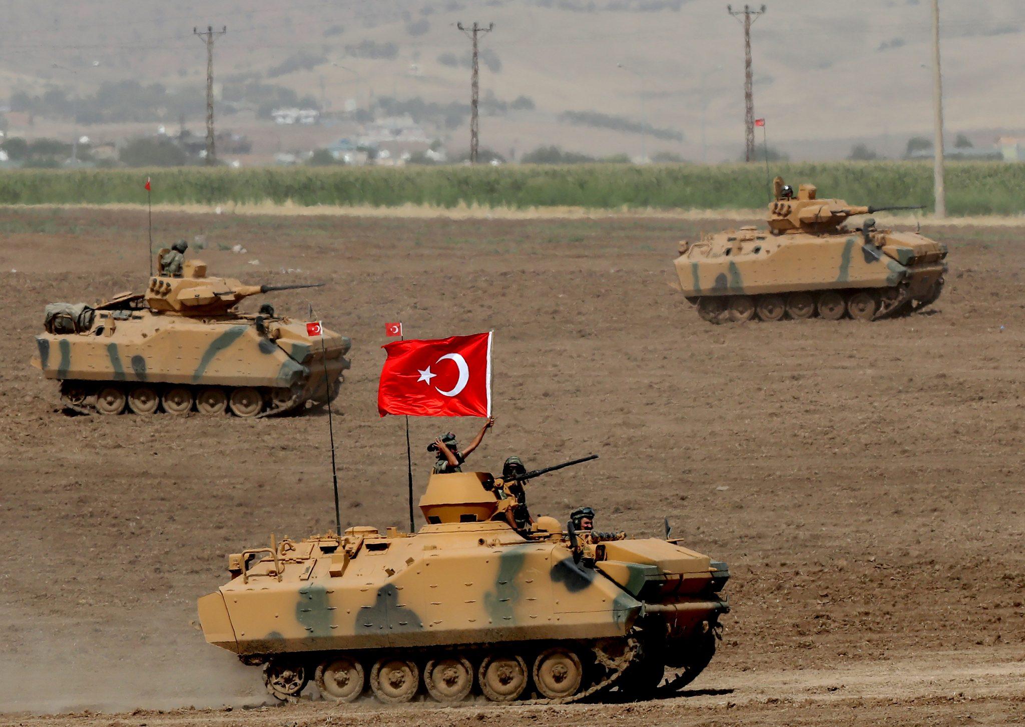 صورة بعد سوريا وليبيا.. تركيا تستعد لدخول دولة عربية جديدة