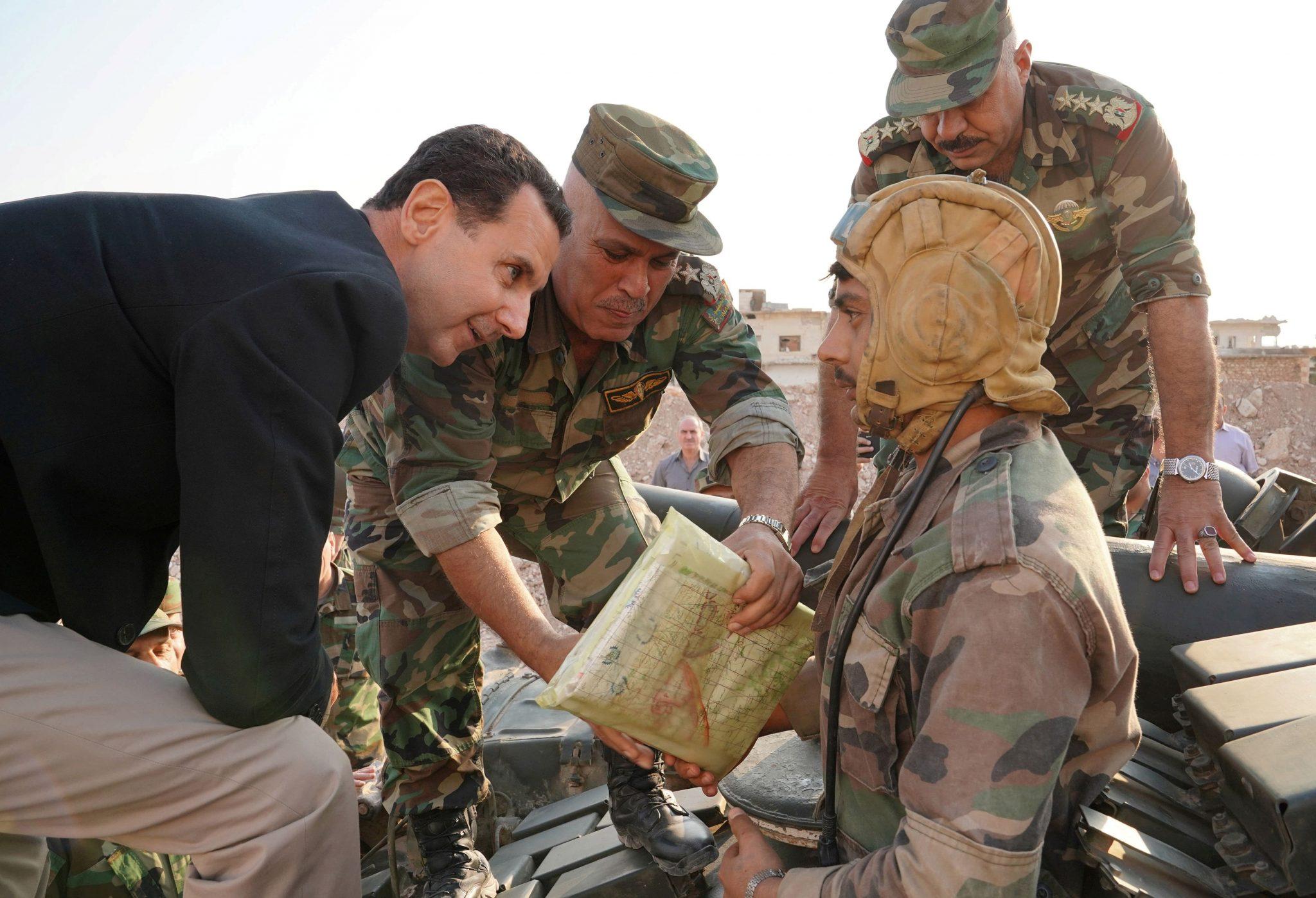 صورة وداعاً للصفقات في إدلب.. انقلبت الآية!