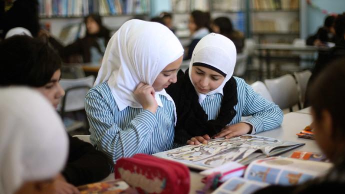 صورة احصائية حكومية.. الإسلام ينتشر بسرعة غير متوقعة في إنجلترا