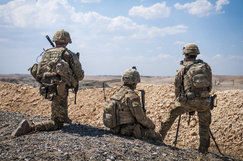 صورة هزيمة نكراء للجيش الروسي أمام نظيره الأمريكي في سورية