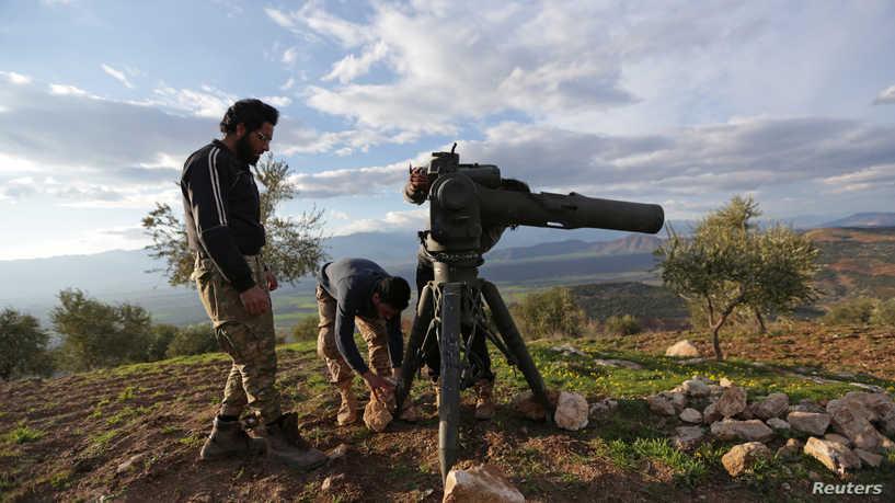 صورة إنقلاب معارك إدلب.. الحر يتقدم والصواريخ الموجهة تطارد جنود بوتين