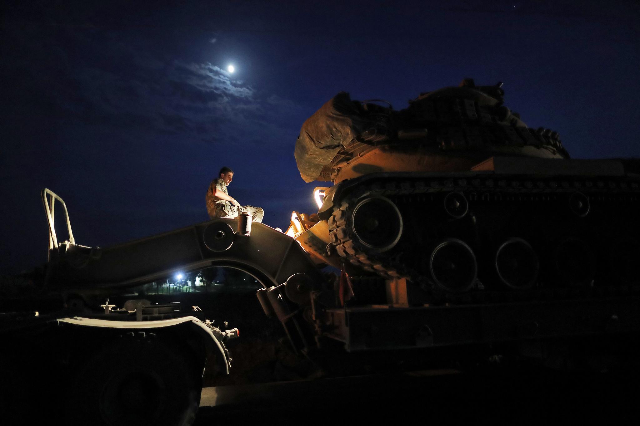 """صورة تحالف يستعد لإعلان الحرب على تركيا.. وإسرائيل تدعم """"حفتر"""""""
