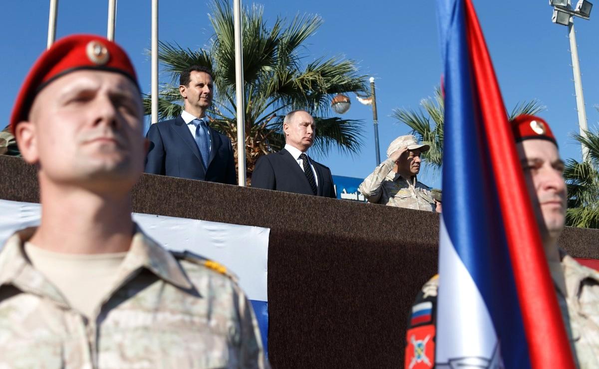 صورة اعتقال أبرز قائد عسكري روسي في سورية.. وفضيحة كبرى!