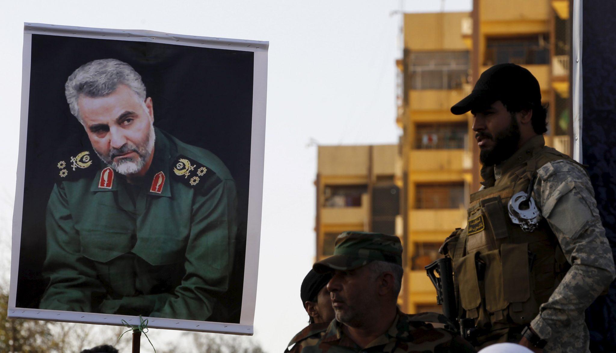 """صورة استخبارات غربية: الأسد باعنا """"سليماني"""".. ما شرطه؟"""