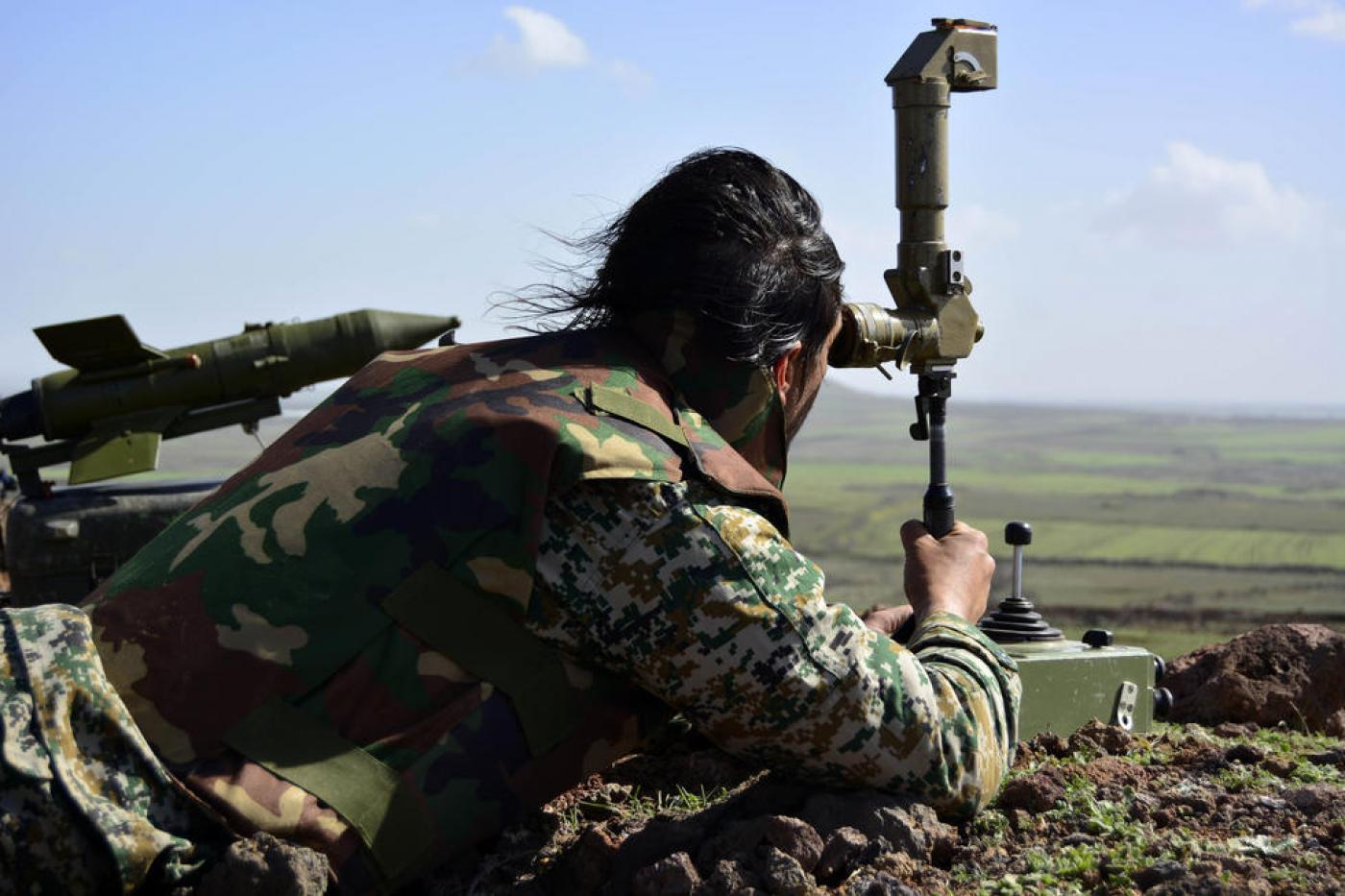 صورة خسائر فادحة لجيش الأسد بدرعا.. من الفاعل؟