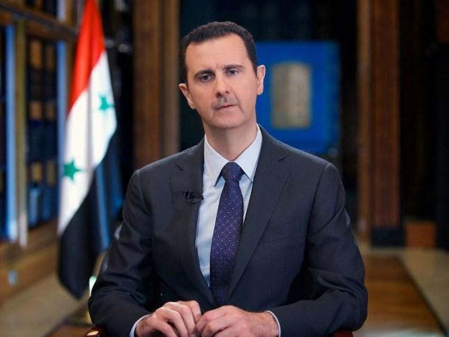 """صورة تركيا تتـ ـعهد بـ """"تـ ـأديب"""" بشار الأسد"""