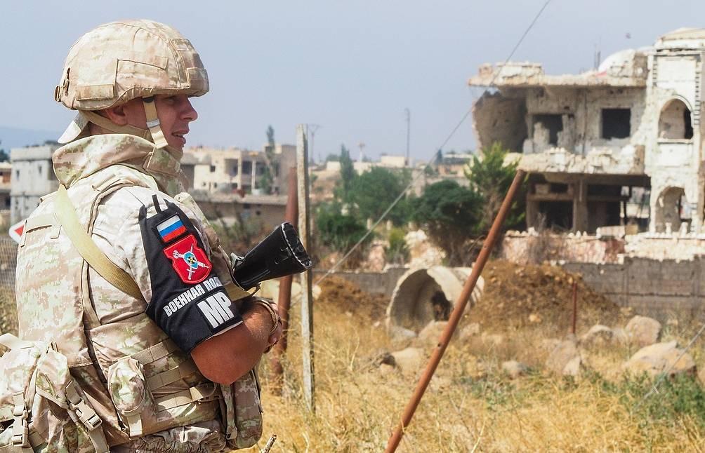 صورة الجيش الروسي يبدأ الحرب ضد التركي في سوريا- مصدر عسكري