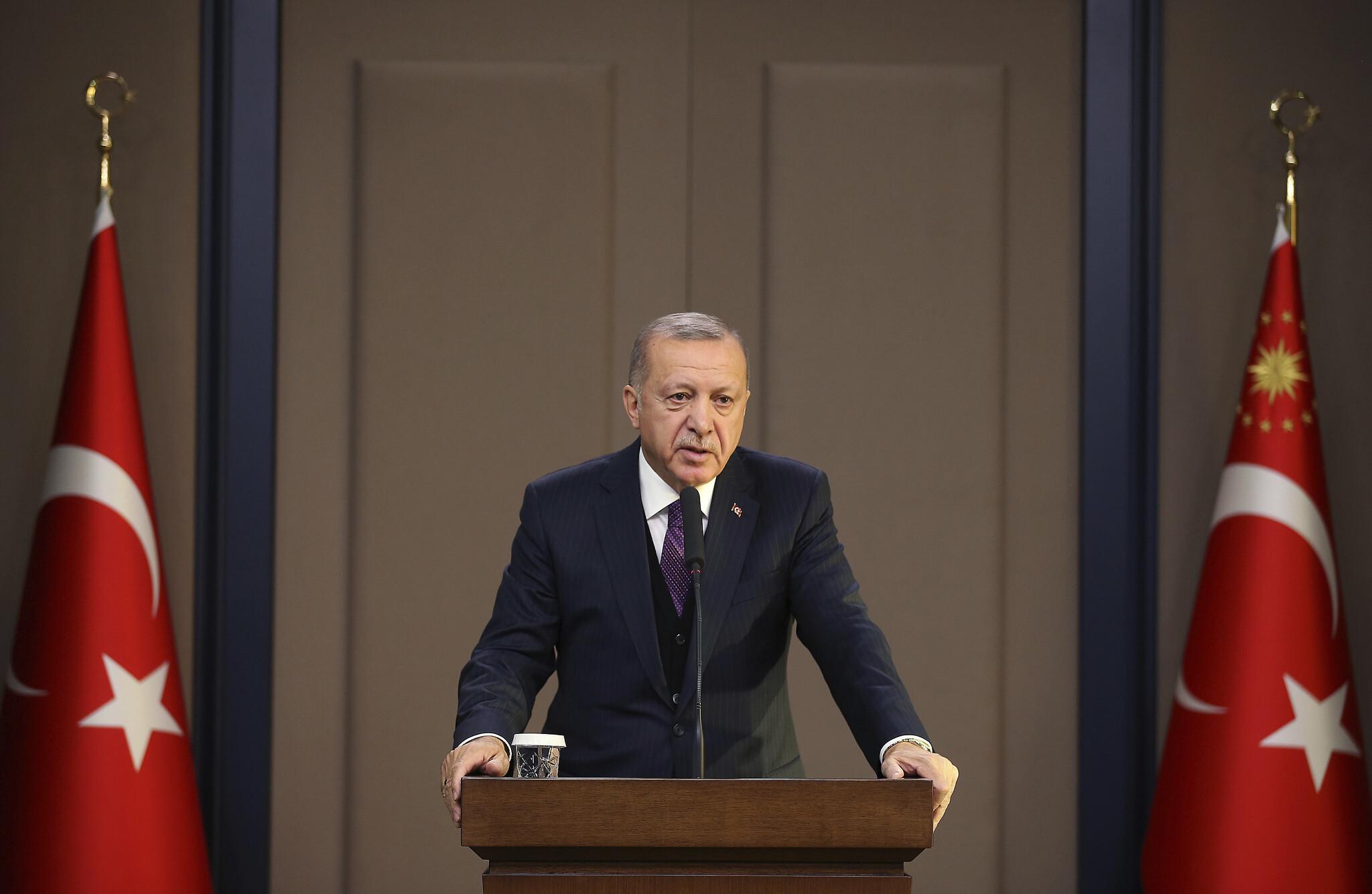 """صورة قراءة في تصريحات """"أردوغان"""" حول سوريا.. ماذا بعد؟"""