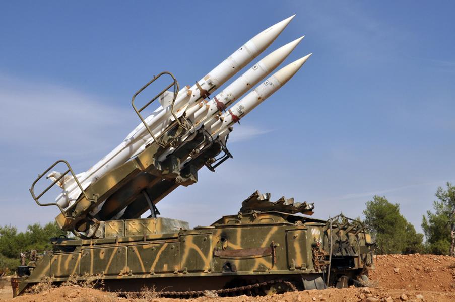 """صورة وأخيرا.. تم تسليح """"الحر"""" بصواريخ دفاع جوي- معلومات"""
