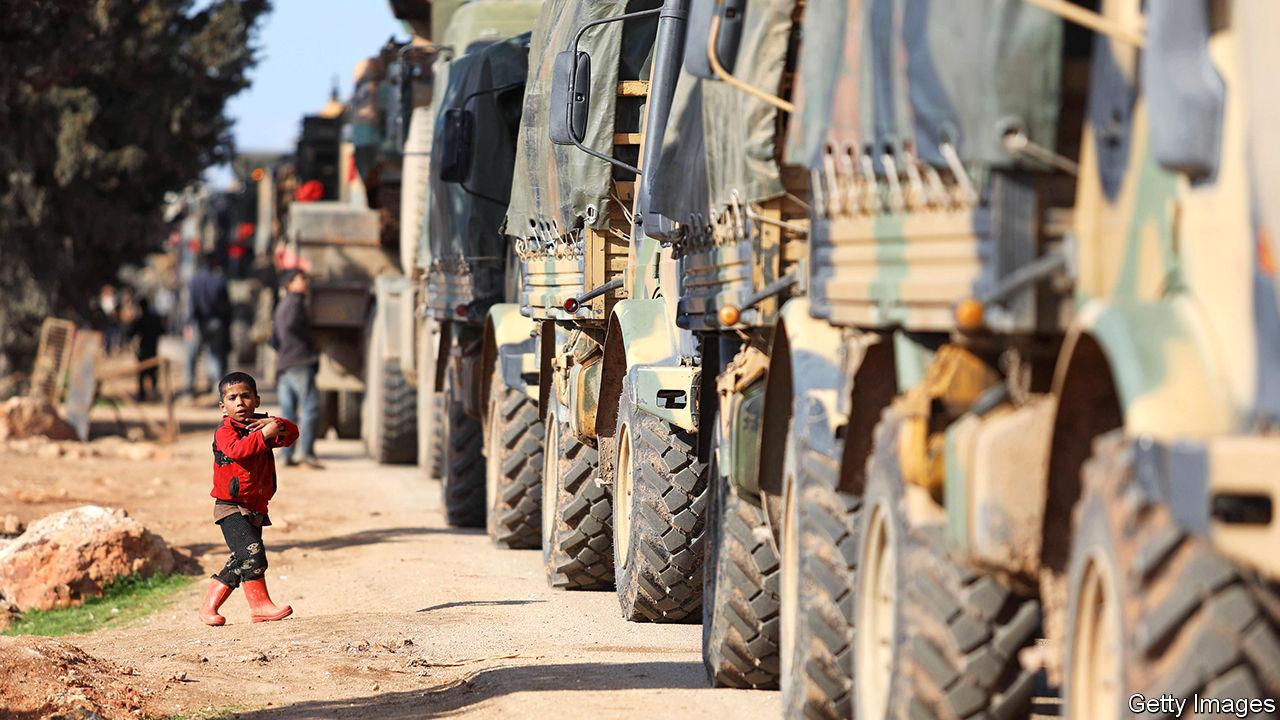 صورة معركة إدلب الكبرى.. مسألة وقت فقط!