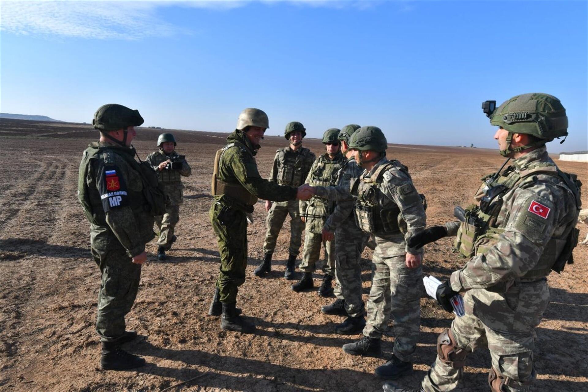 صورة تفاصيل غير منشورة بخصوص الاتفاق التركي- الروسي حول إدلب