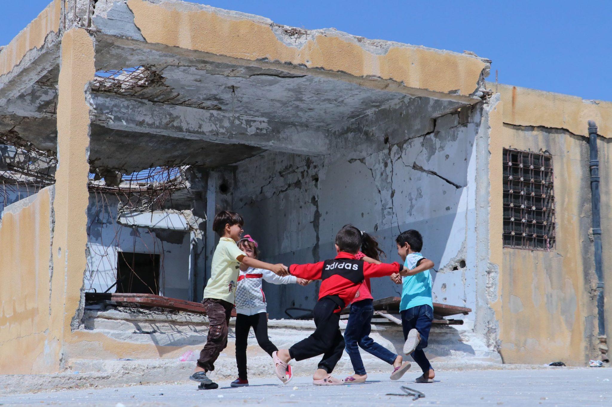 صورة لأول مرة: تشاووش أوغلو: إدلب ستكون غزة جديدة