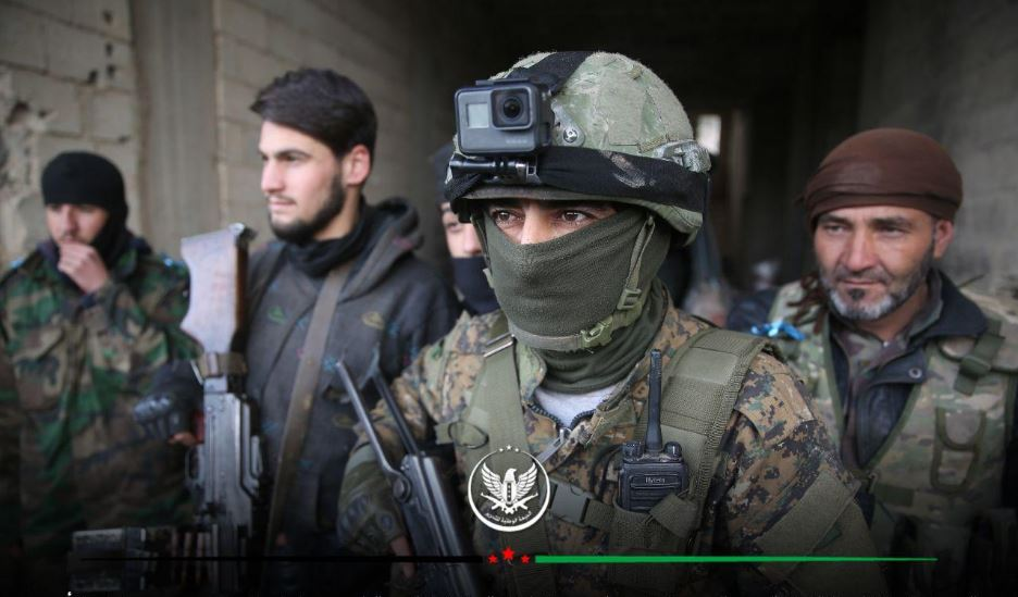 صورة يوم حافل للثورة السورية ومدمر للأسد- شاهد