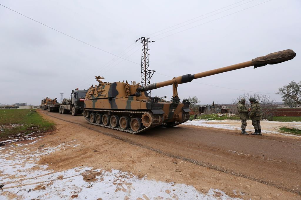 صورة الجيش التركي يستعد لحرب كبرى في سوريا- أرقام ومعلومات