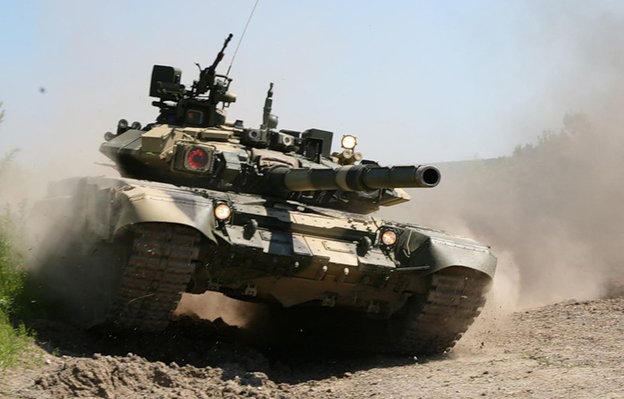صورة الأسد يبدأ الحرب ضد الجيش التركي في ليبيا.. آلاف المقاتلين لدعم حفتر
