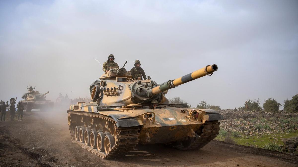 صورة تركيا: سندخل حلب ونحطم الأسد