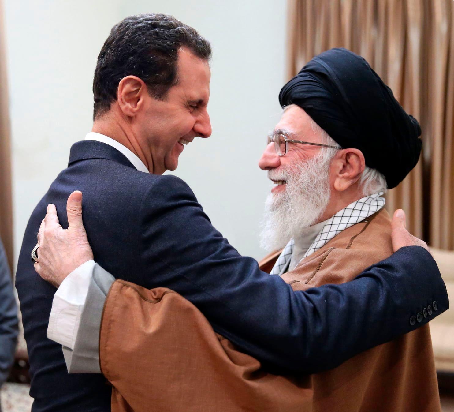 صورة ما وراء الهجوم الروسي على الأسد؟