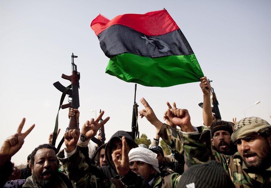 صورة ليبيا على مشارف طي صفحة حفتر وممولوه
