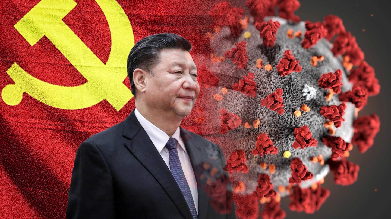 صورة العقاب يقترب من الصين.. وهجوم كورونا في أوله