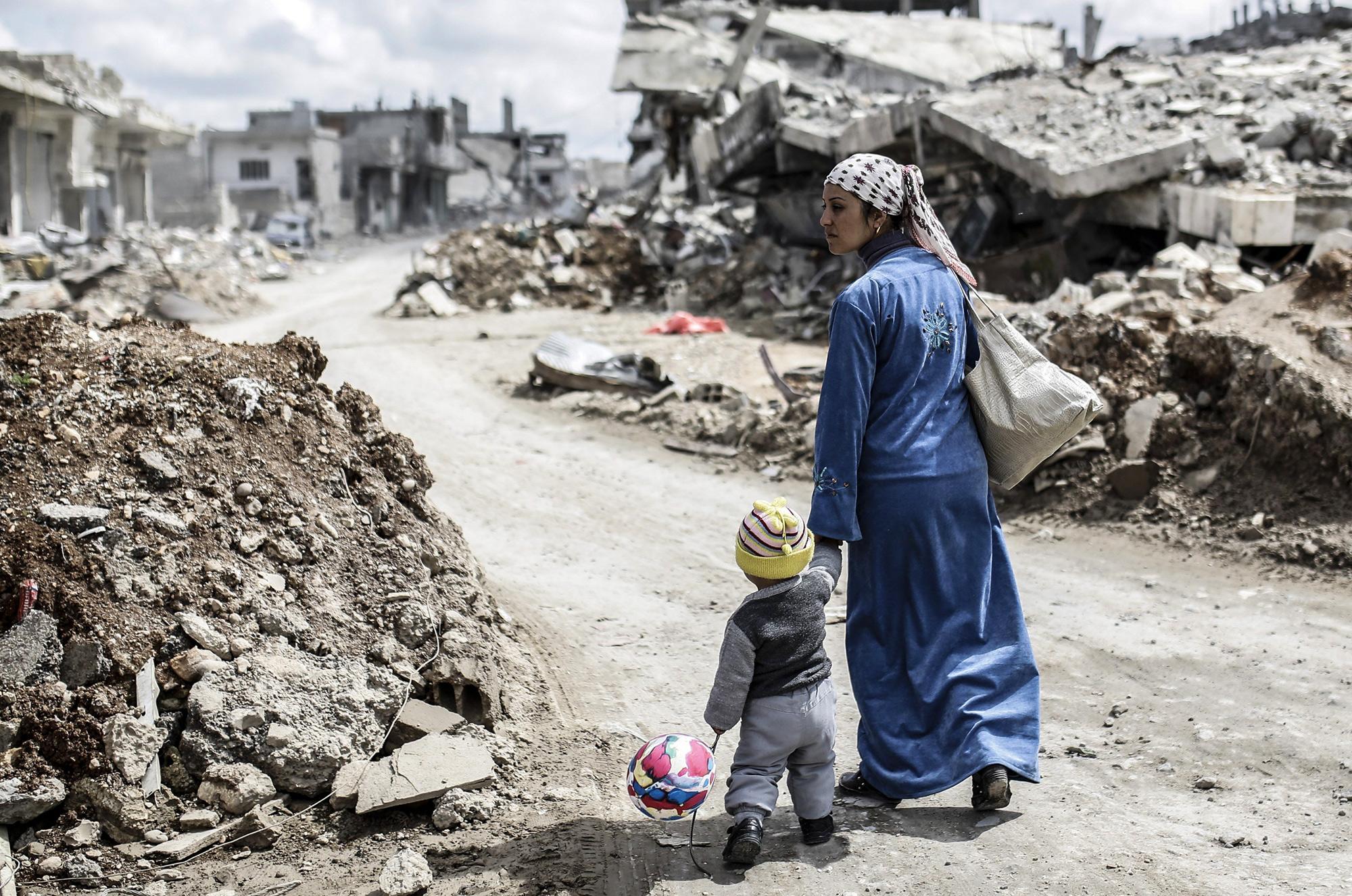 صورة العرب السنة الخاسر الأكبر في سوريا.. وفقدوا الغالبية فيها!