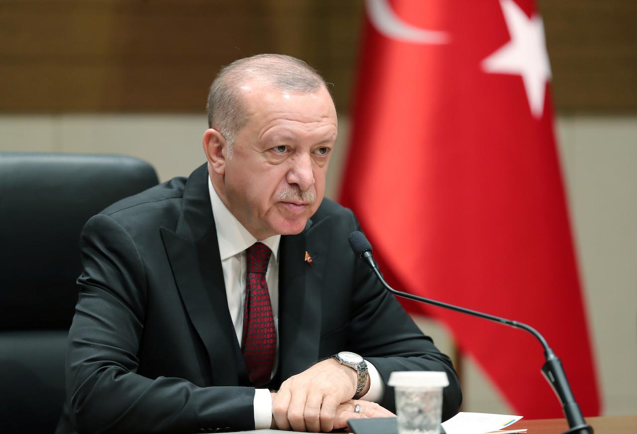 صورة أردوغان: وداعاً للعالم القديم