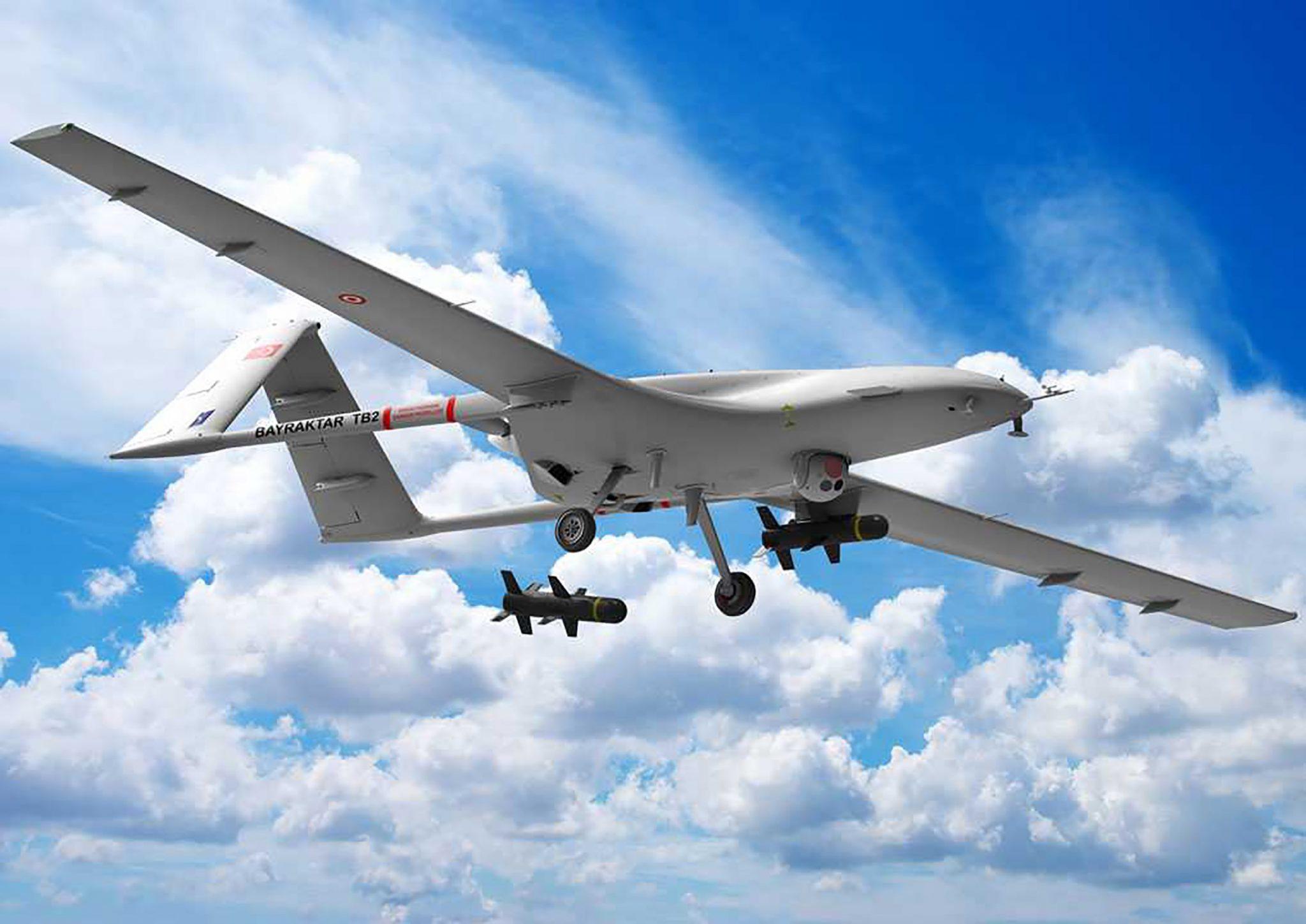 صورة الطائرات التركية تؤدب حفتر وتزعج مرتزقة بوتين