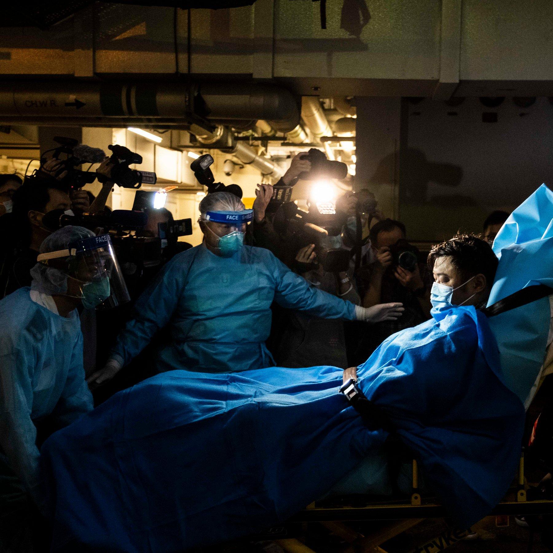 صورة فتوى بتحويل المساجد إلى مستشفيات مؤقتة