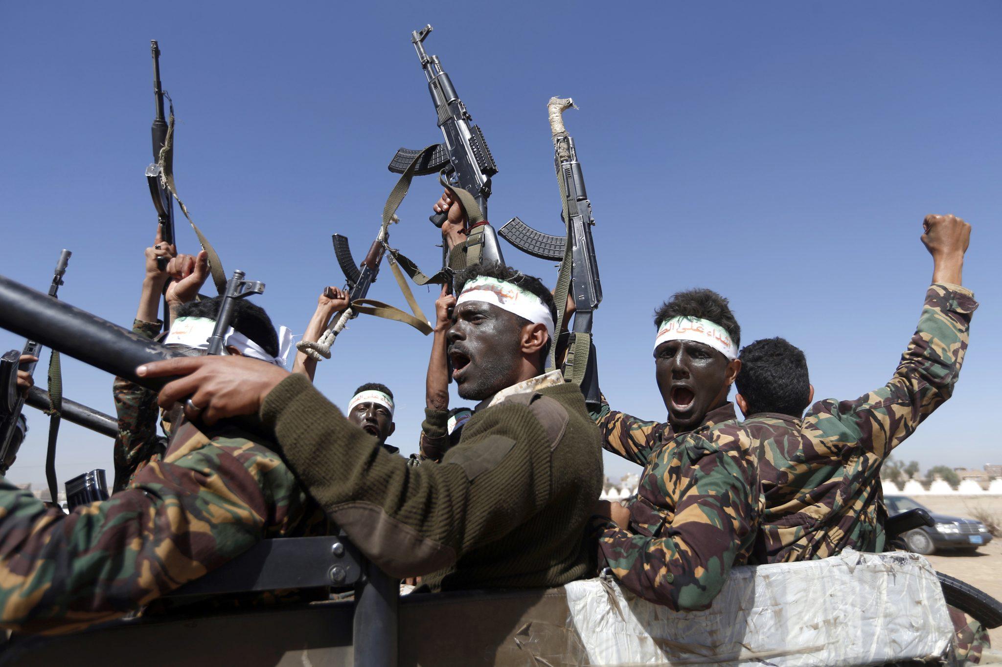 صورة هل تركيا تدعم جماعة الحوثي؟