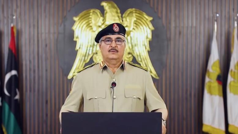 صورة جيش حفتر يواصل الانهزام
