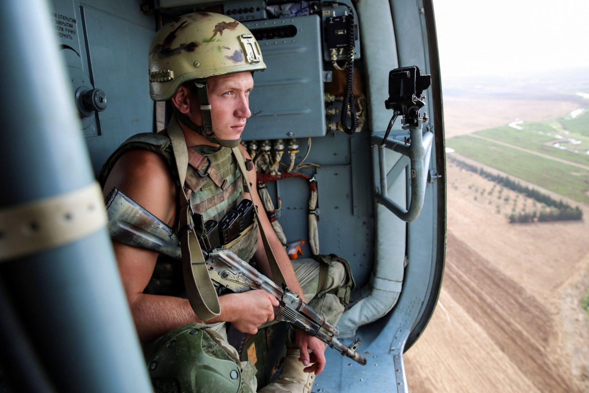صورة فاغنر .. ميليشيا تطبخ مشاريع بوتين الإرهابية
