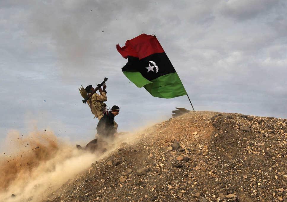 صورة الوفاق تبدأ الهجوم.. وميليشيات حفتر تنهار بمعقلها الأخير