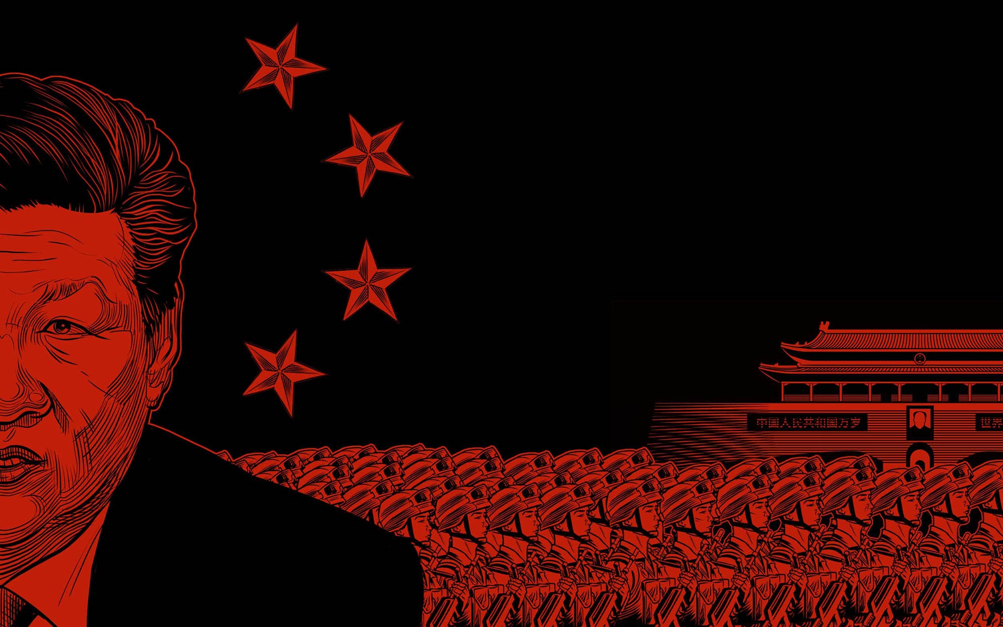 صورة دولة كبرى توجه تهما خطـ ـيرة للصين