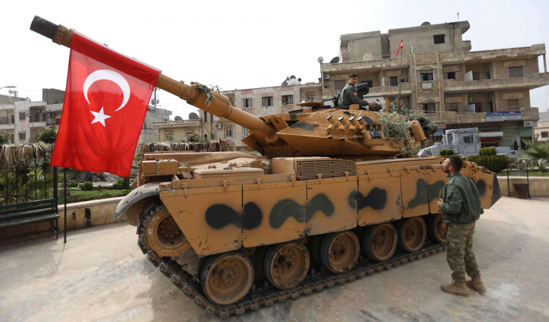 صورة ما وراء التلويح بقتال الجيش التركي؟
