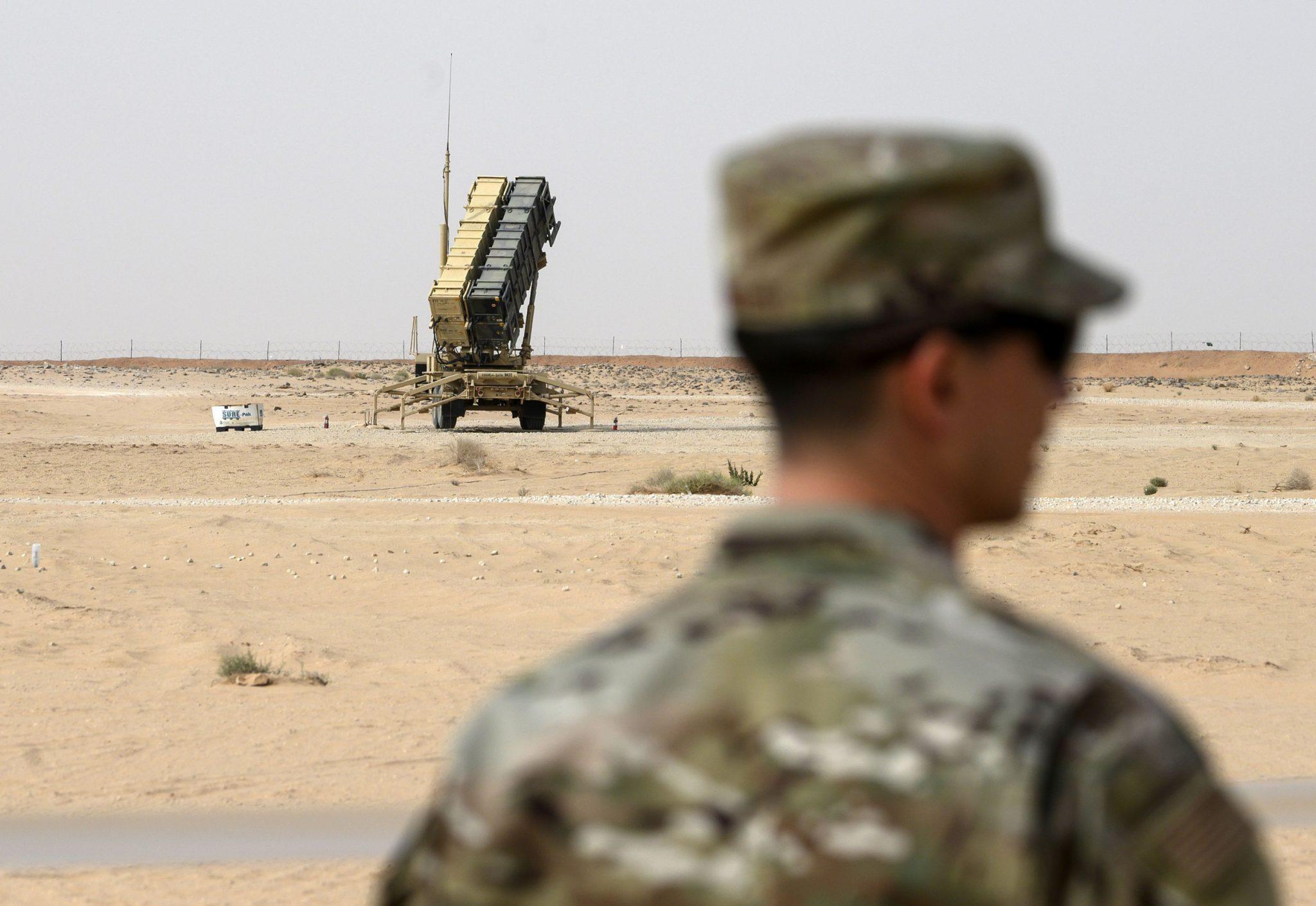 """صورة طبول الحرب تقرع في العراق.. والأمريكي يفعل أنظمة """"باتريوت"""""""