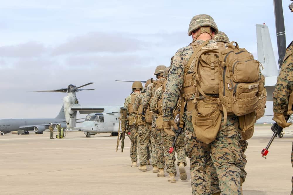 صورة الجيش الأمريكي يتحرك ضد نظيره الروسي في ليبيا- أول تحرك