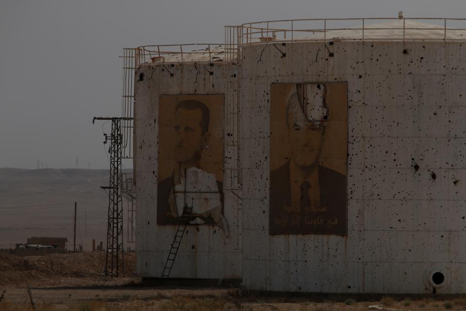 صورة تركيا: خليفة حفتر يشبه بشار الأسد- تفاصيل