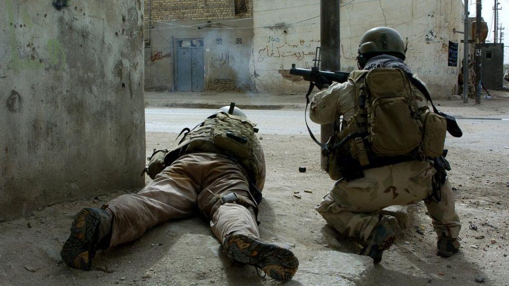 صورة على غرار سوريا: روسيا تستعمر العراق