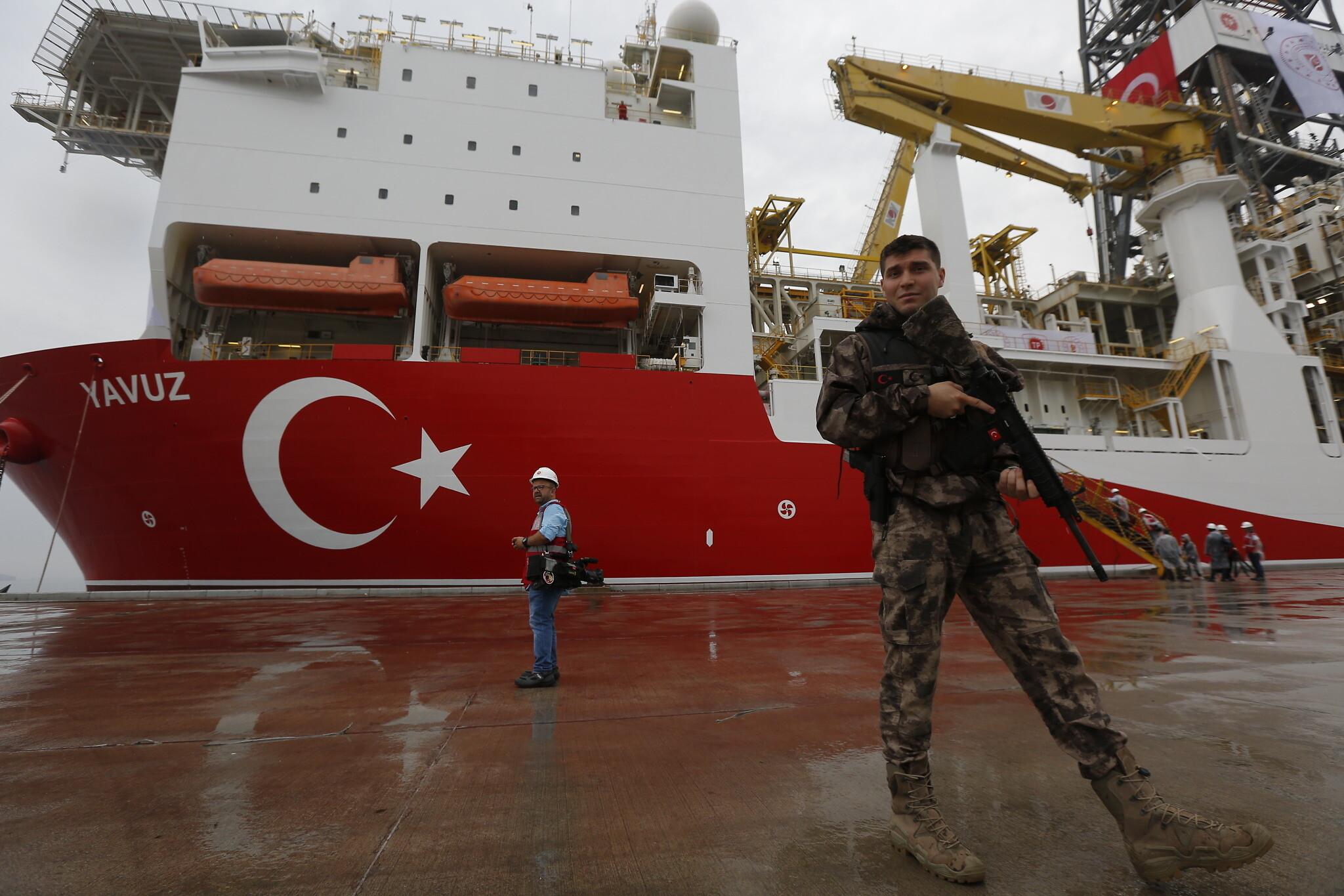 صورة تركيا تفتح جبهة جديدة
