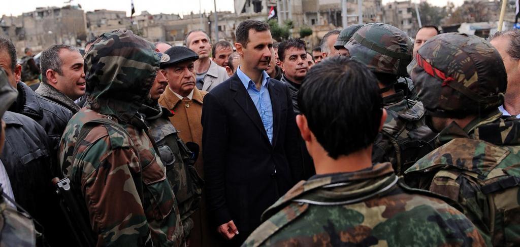 صورة دولة أنقذت الأسد واغتالت حلم السوريين