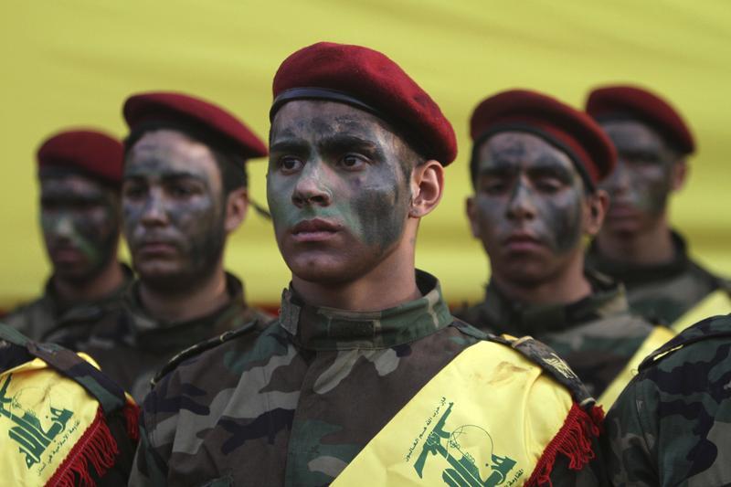 صورة حزب الله: عوامل طارئة تجبرنا وإيران على مغادرة سوريا